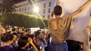 pour la liberté au maroc