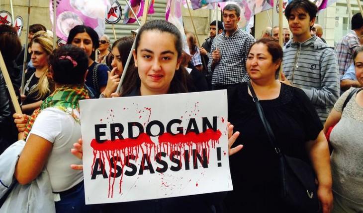 Cherche femme kurde