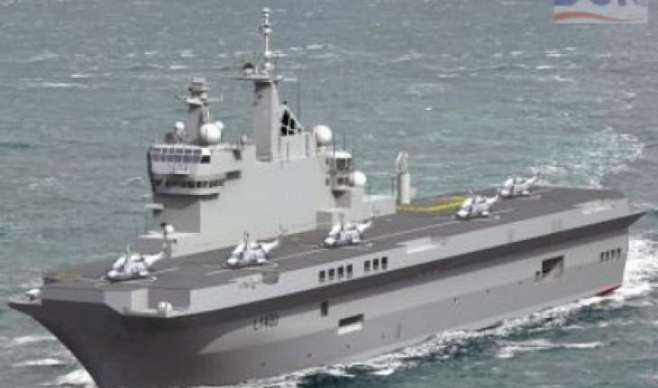 La russie fournira l 39 egypte les quipements et les for Porte helicoptere