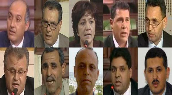 rappel des d put s qui n 39 ont pas adh r la loi antiterroriste actualit s tunisie focus. Black Bedroom Furniture Sets. Home Design Ideas