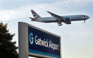 gatwick aeroport londres