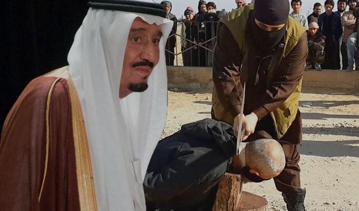 monarchie-arabie-saoudite- daech