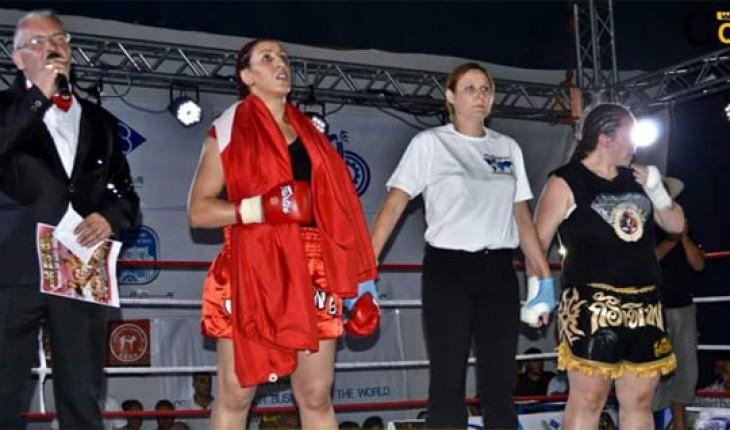 boxe française wided younsi remporte le titre de championne du monde