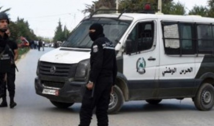 garde-nationale tunisie