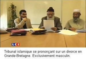 tribunal islamique en grande bretagne