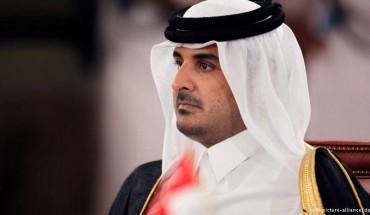 tamim qatar emir