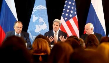 négociations sur la syrie munich allemagne