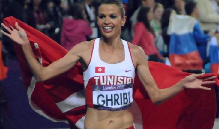 championne Habiba Ghribi tunisie