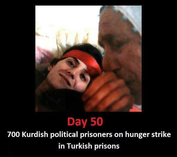 kurdes emprisonnés