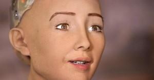 naissance du robot sophie