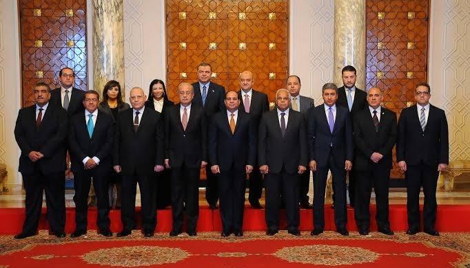 Remaniement ministأ©riel en Egypte