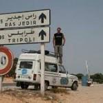ras jdir fontière tuniso-libyenne