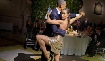 tango barack obama