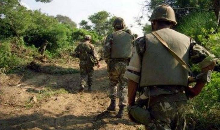 armée algérie lutte contre le terrorisme