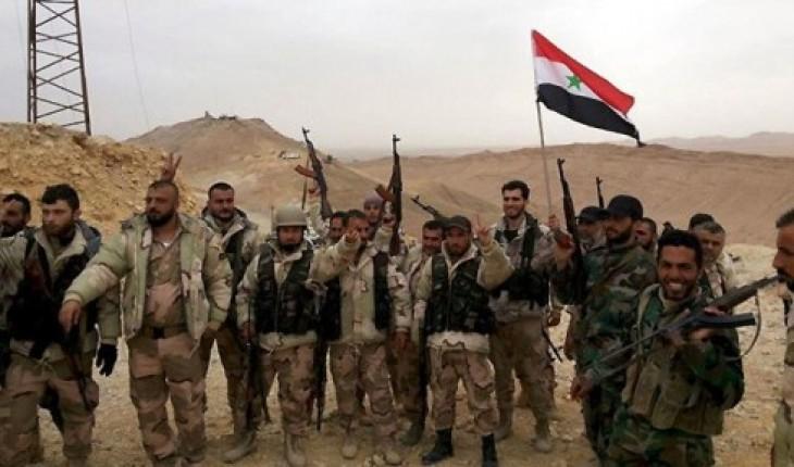 palmyre-victoire-de l'armée syrienne