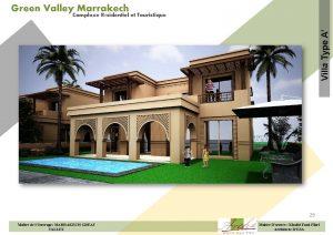 green valey marrakech maroc