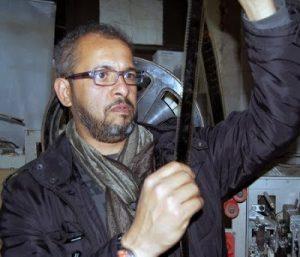 khaled zahraoui metteur en scène