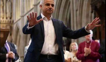 sadok khan maire de londres