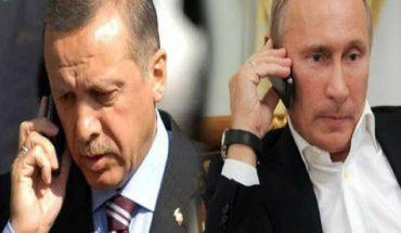 Erdogan-Poutine turquie russie