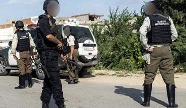 tunisie garde nationale