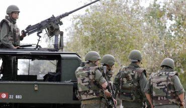 armée tunisienne porchasse les terroristes au kef