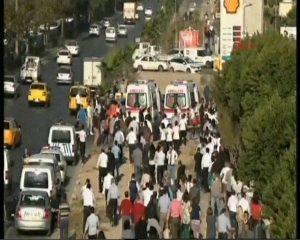 Turquie explosion sur le parking de la chambre de for Chambre de commerce tunisie