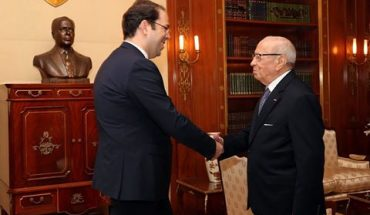 chahed essebsi