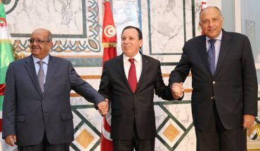 TUNISIE ALGERIE EGYPTE