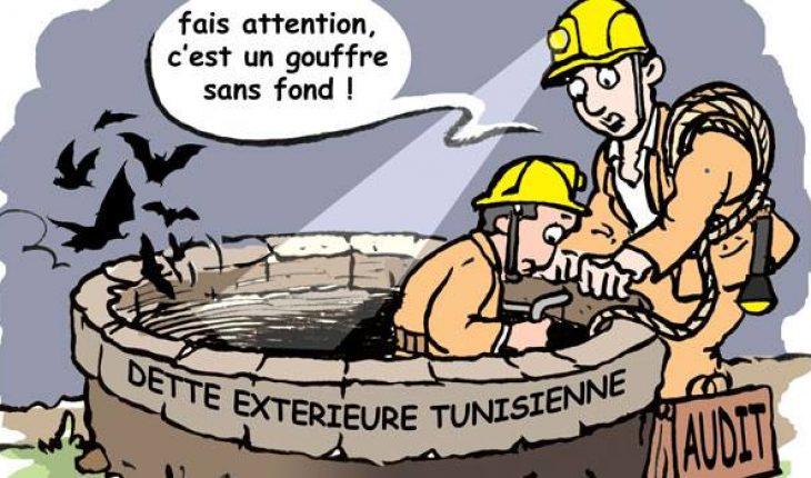 dette tunisienne c'est le gouffre