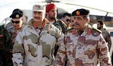 haftar armée libye