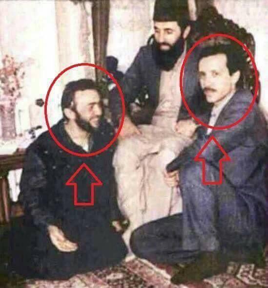 ghannouchi aux pieds de hikmatyar