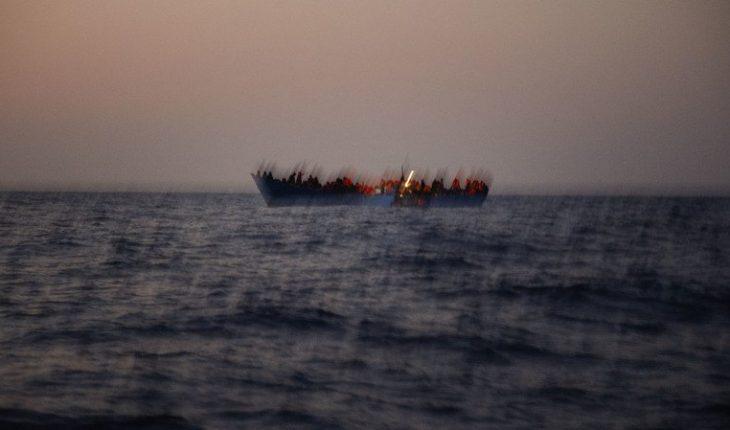 migration clandestine libye mediterranée