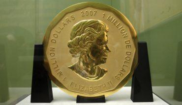 musée berlin pièce or volée