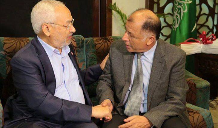 neji Jalloul-terroriste Ghannouchi