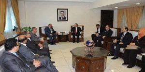 parlementaires tunisiens en syrie