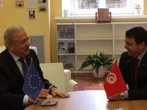 tunisie italie immigration