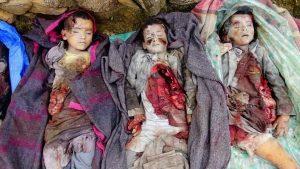 enfants yemen