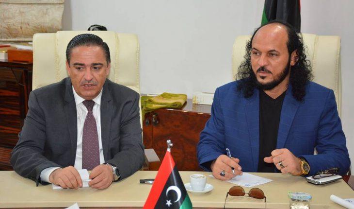 jarraya en libye