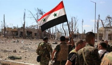 l'armée syrienne libère deux localités à Hama