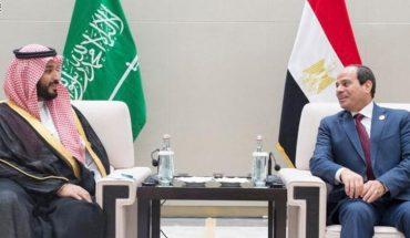 Arabie egypte Mohammed ben Salman Sissi