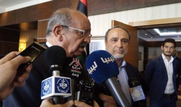 Messahel en Libye