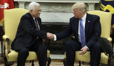 abbas trump palestine etats unis
