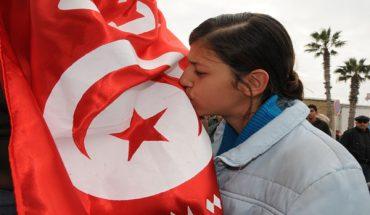 amour drapeau tunisie