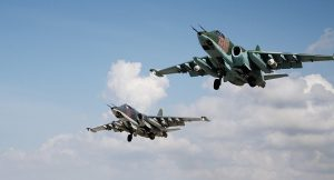 avion en syrie
