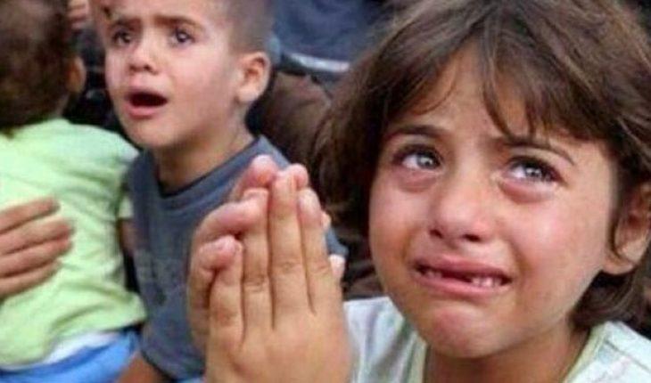 enfants terrorisés par daech