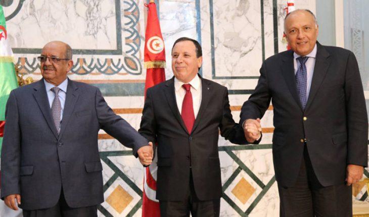 Rencontres tunisie algerie