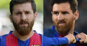 Le vrai Messi est à droite
