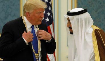 trump salmane etats unis arabie saoudite