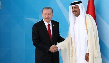 Erdogan Tamim turquie qatar