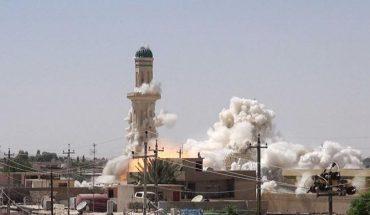 mossoul mosquée